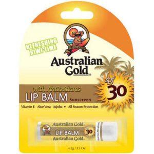 Australian Gold Lip Balm SPF 30