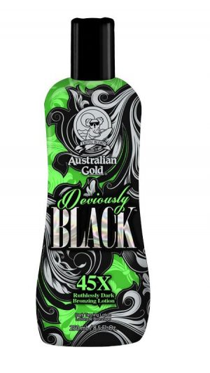 Australian Gold Deviously Black
