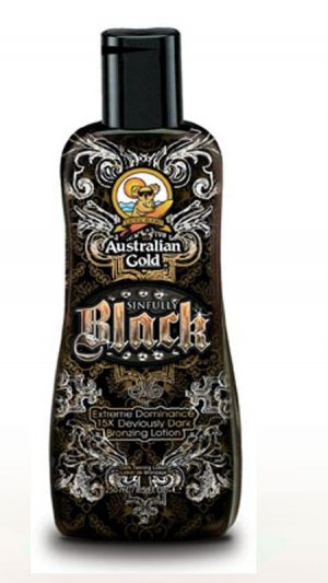 Australian Gold Sinfully Black