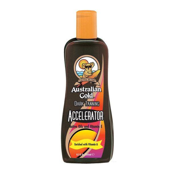 Dark Tanning Acceleration lotion.